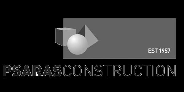 Psaras Construction logo
