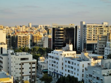 Jointly owned buildings in Cyprus
